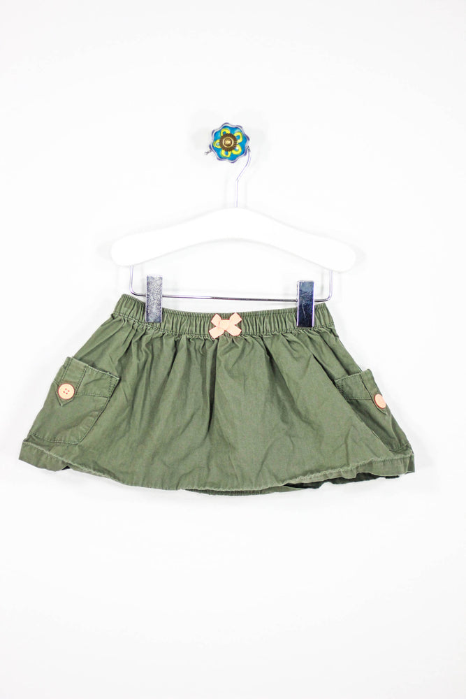 Carter's Size 6-12M Camp Skirt