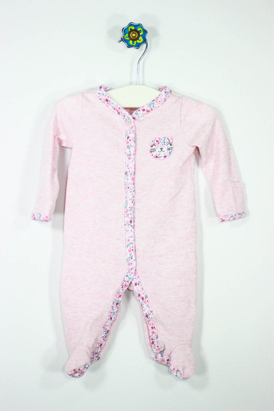 Carter's Size NB Thermal Pajamas