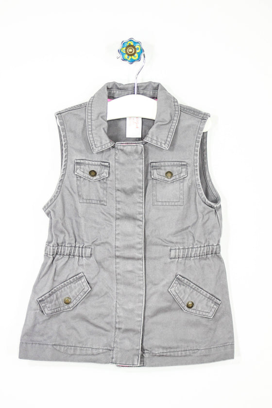 Cat and Jack Size 4/5 Fashion Denim Vest