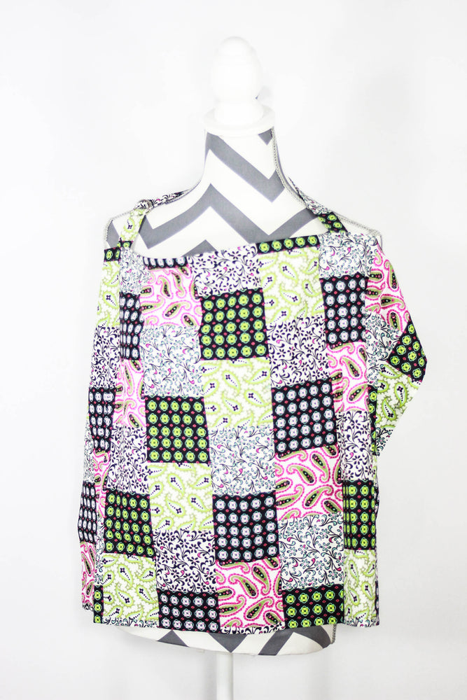 Chic Monkey Baby Boutique Nursing Cover