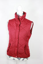 Geoffery Beene Size Small Quilted Vest