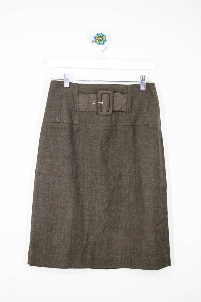 Grace Elements Size 6 Belted Skirt