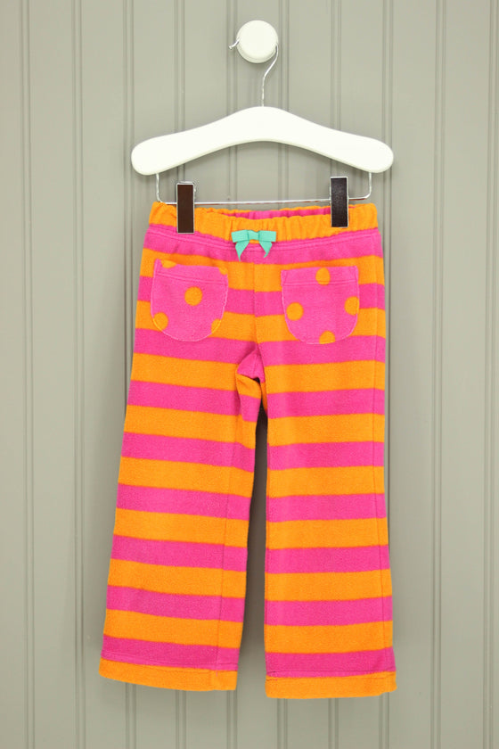 Gymboree Size 2T Stripe Active Pants - Josie's Friends, LLC