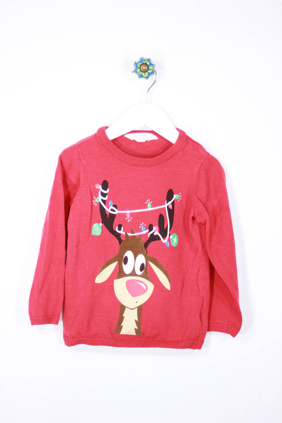 H&M Size 3T Christmas Sweater