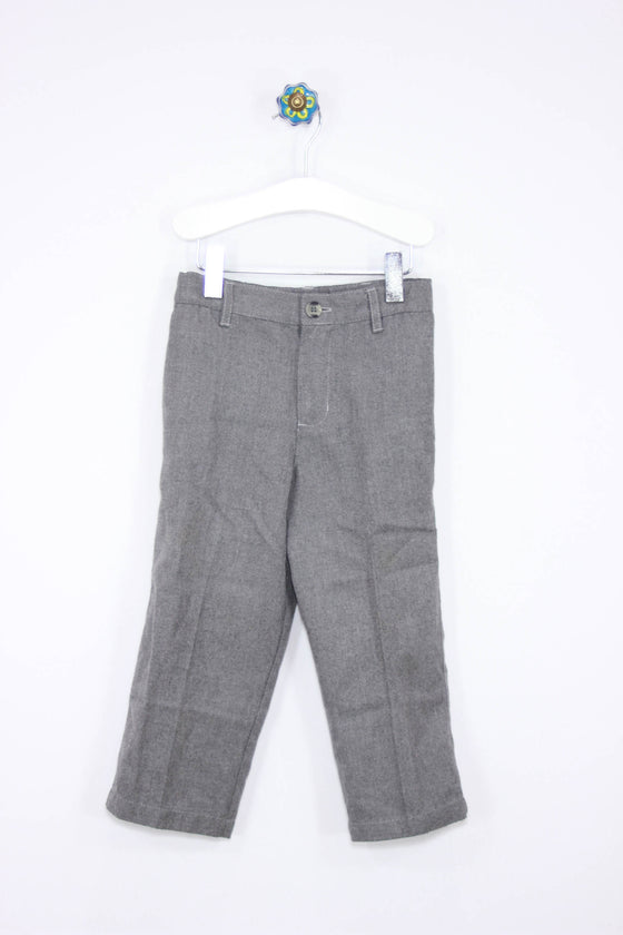 Hartstrings Size 3T Grey Pants - Josie's Friends, LLC