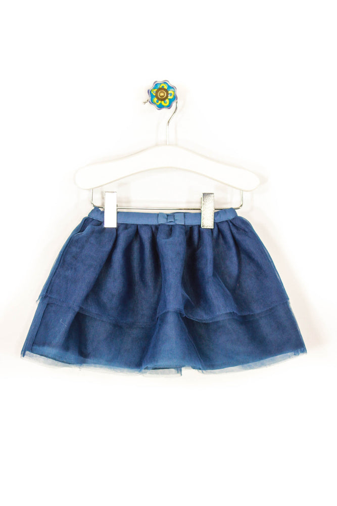 Janie and Jack Size 0-3M Tulle Skirt