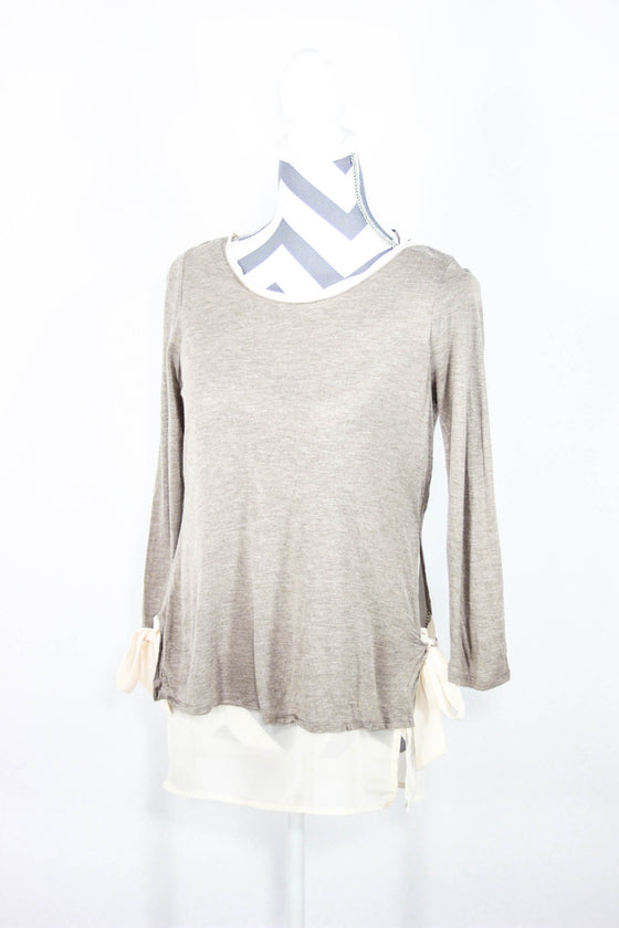 Lauren Conrad Size Small Layered Fashion Top