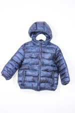 Mayoral Size 2T Puffy Camo Coat