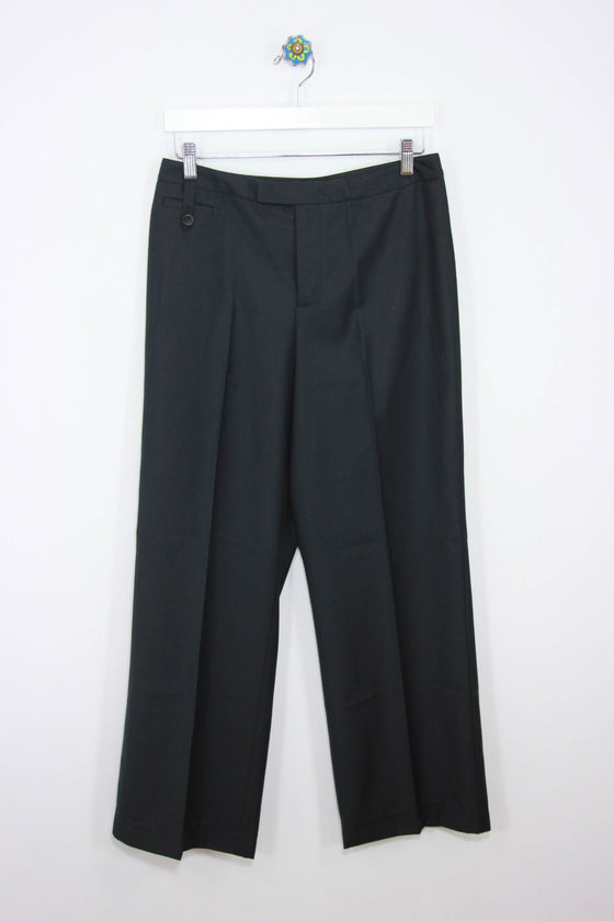 Merona Size 6 Black Trousers - Josie's Friends, LLC