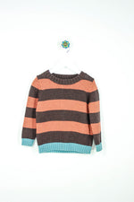 Mini Boden Size 2/3 Pullover Sweater