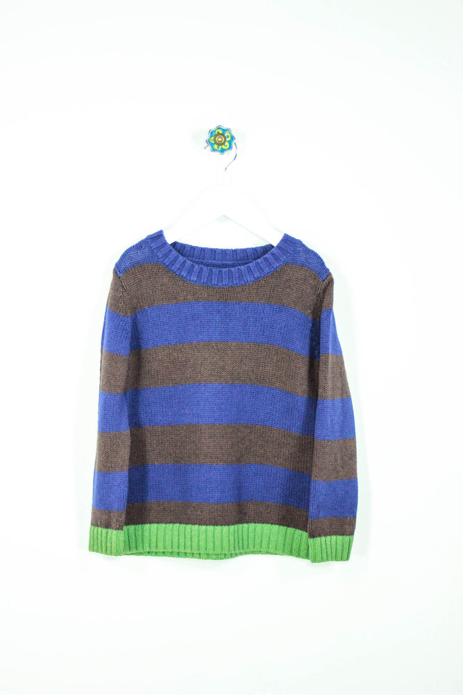 Mini Boden Size 3/4 Pullover Sweater