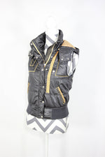 Mur Mur Size Small Lightweight Hooded Vest