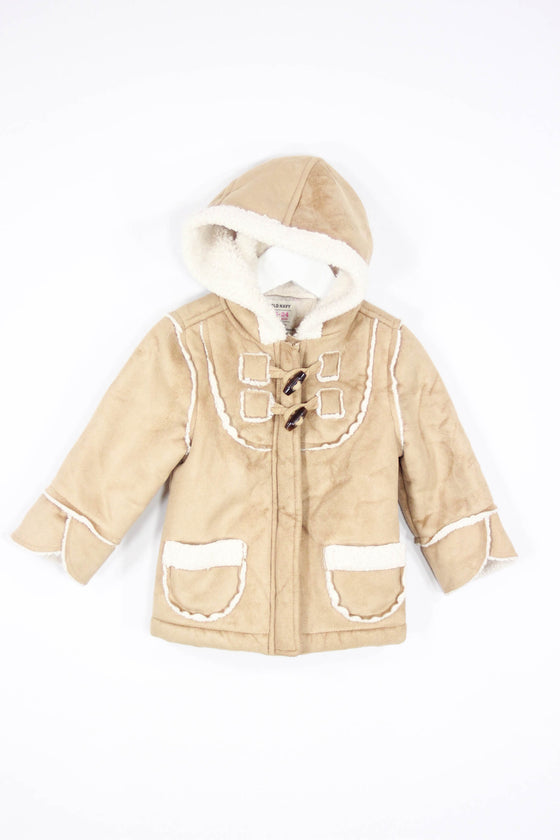 Old Navy Size 18-24M Toggle Coat