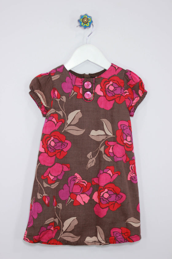 Old Navy Size 2T Flower Dress - Josie's Friends, LLC