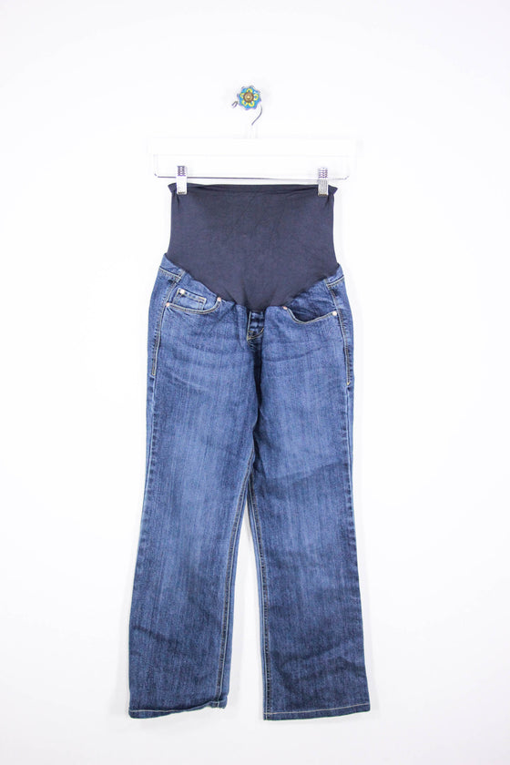 Old Navy Size Small Maternity Denim