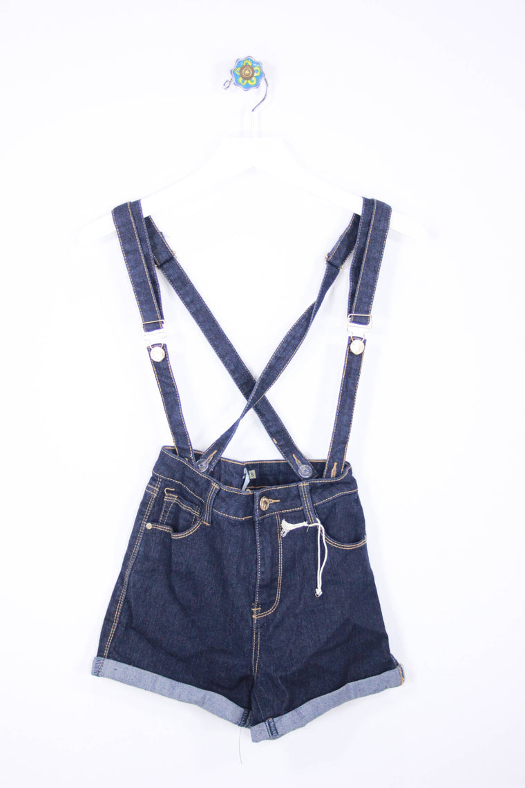 Papaya Size Small Overall Shorts