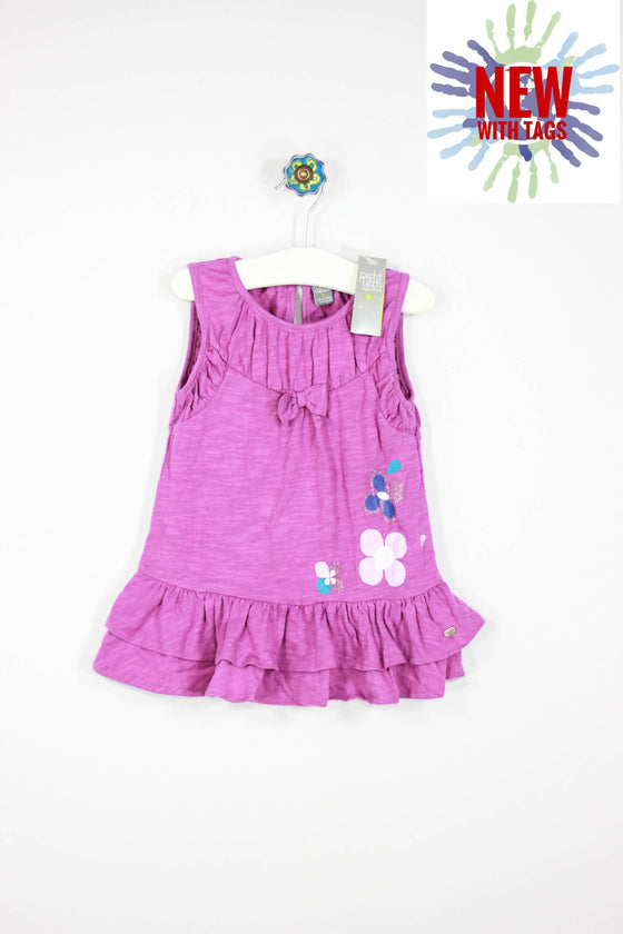 Petit Lem Size 18M Tank Dress
