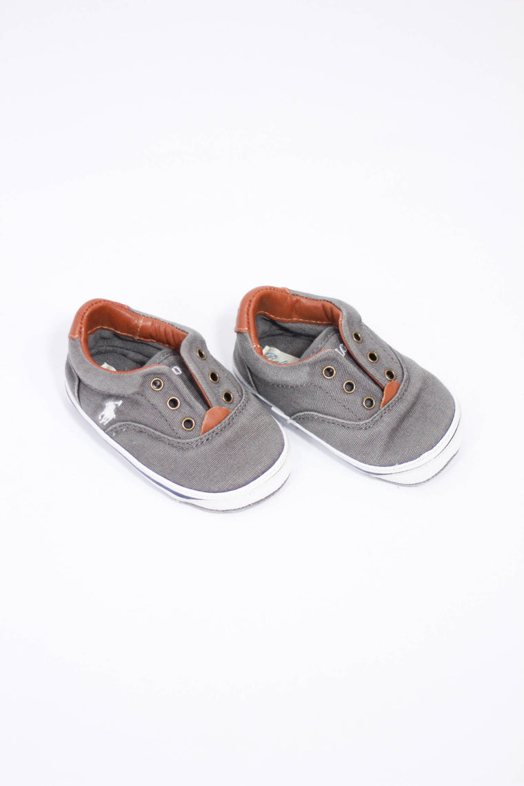 Polo by Ralph Lauren Crib Shoes Size 3