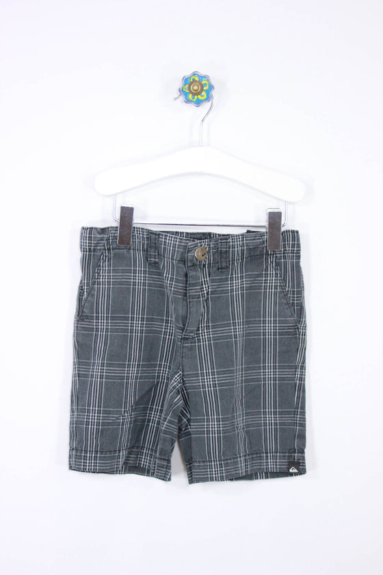 Quiksilver Size 24M Plaid Shorts