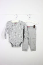 Skip Hop Size 9M Numbers Bodysuit and Leggings