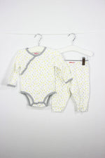Skip Hop Size 9M X and O Bodysuit and Leggings