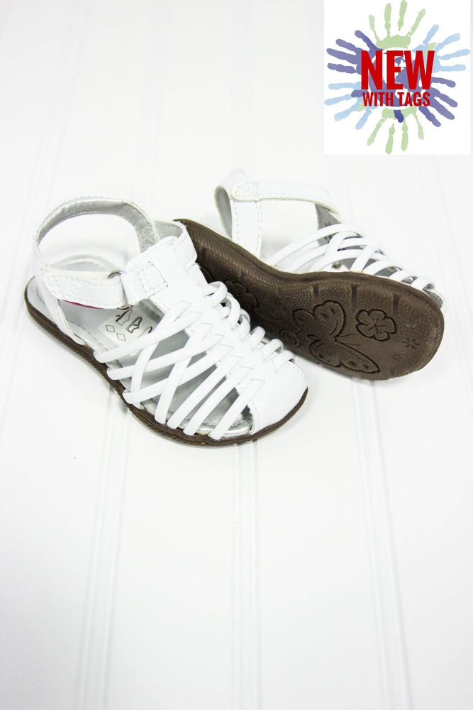 Stride Rite Size Shoes 4 Adaliah Sandals with Box