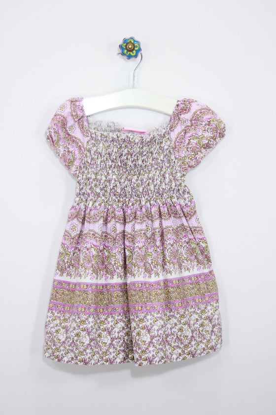 Sweet Size 2T Smocked Dress