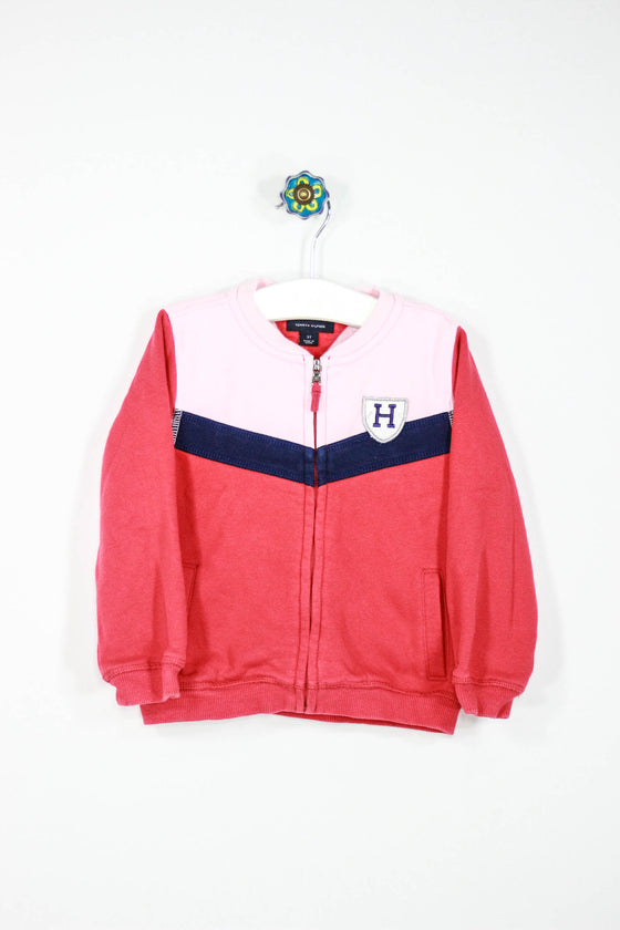 Tommy Hilfiger Size 3T Zip Up Jacket