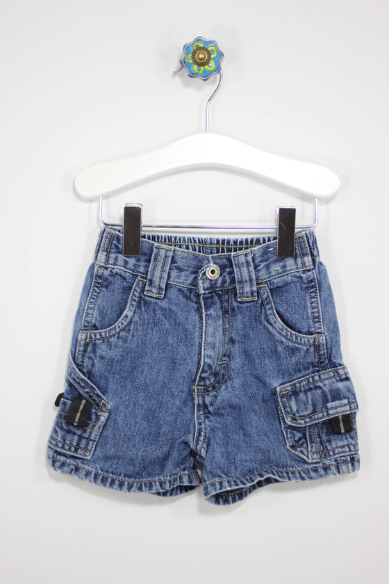 Wrangler Size 18M Denim Shorts