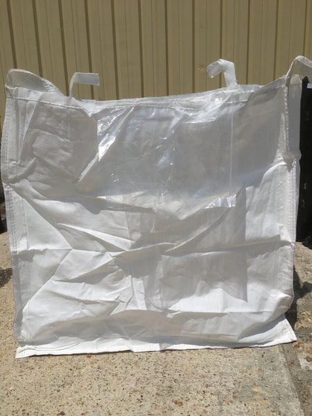 BB102-2 Bulk Bag 4 Pack- Plain Bottom 4,400 lb Capacity