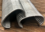 Galvanized & Stainless Steel Hog Rings