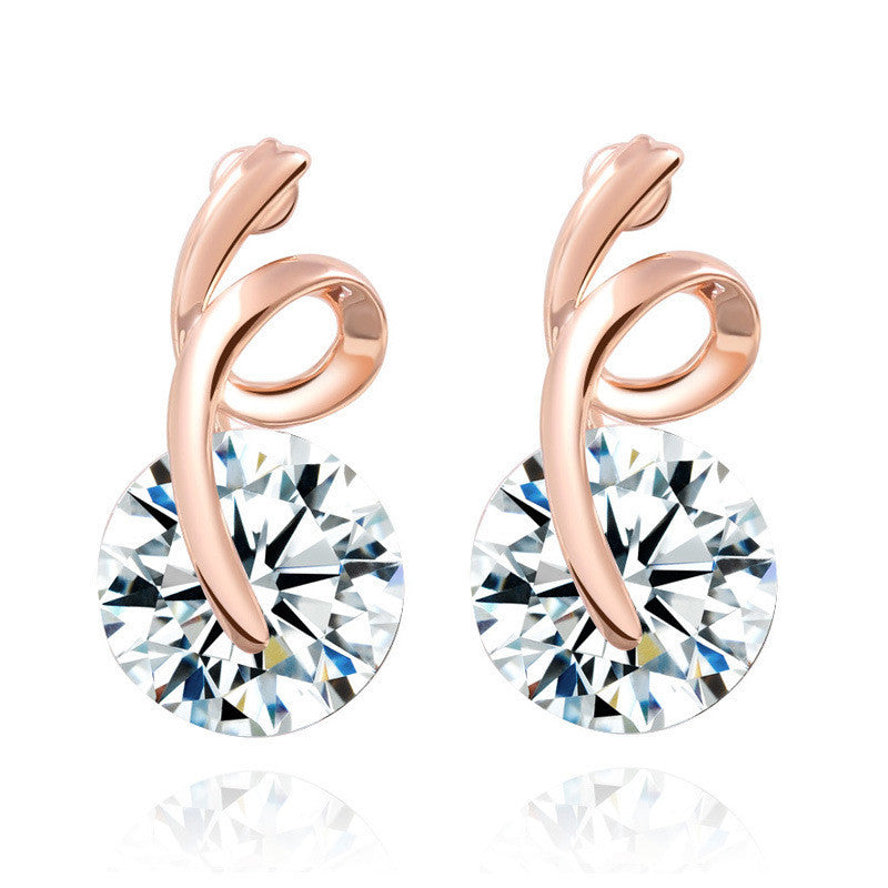 april earrings sterling rock popular for droplets crystal fashion jewelry stud products silver women