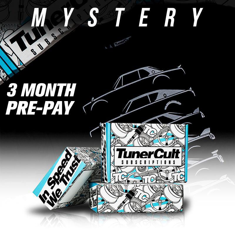 3 Month Pre-Pay Mystery Themed