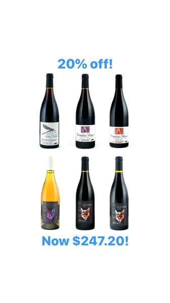 Was $309.00 now $247.20!! Take 20% off this epic Gamay super pack - just enter 'GAMAY' at checkout to receive this massive discount! Only 3 packs available!
