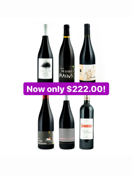 25% off!! Down to $222.00!! Take 25% off this delicious Autumn reds super pack - just enter 'AUTUMN' at checkout to receive this massive discount! Only 6 packs available!