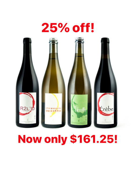 Take 25% off - now only $161.25! This beautiful pack from Les Maisons Brûlées is normally valued at $215.00. We're offering 25% off - just use code LMB at checkout and the discount is yours! Only 6 packs available!
