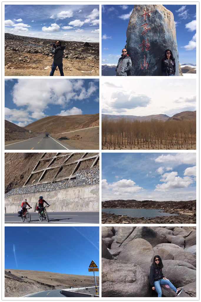 Drive to Tibet--The Nearest Place to Heaven