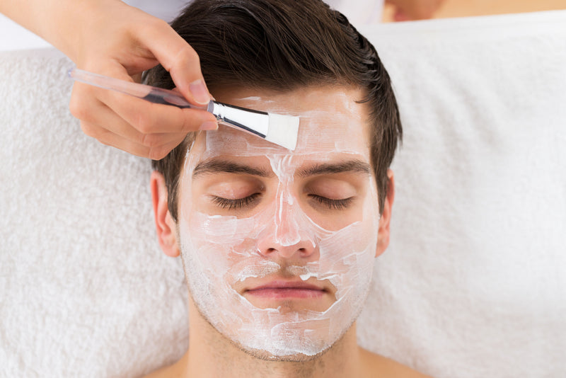3 Key Ingredients for Men's Skin Care