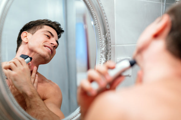 5 Easy Steps To Maintain A Clear Complexion For Men