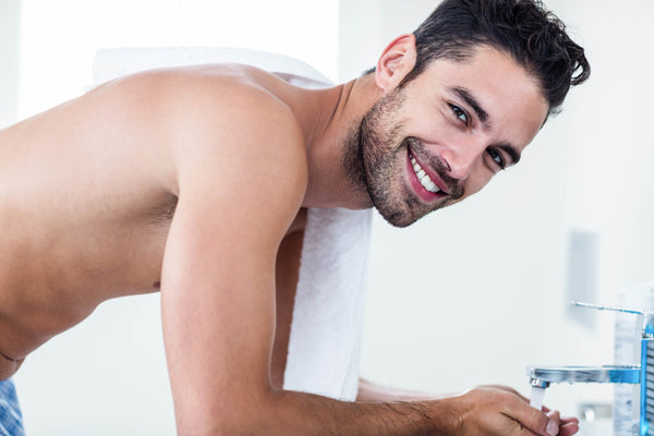 When Should You Start Using Men's Skin Care Products?