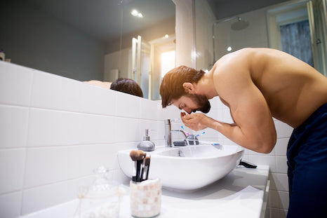 The Manly Nighttime Skincare Routine