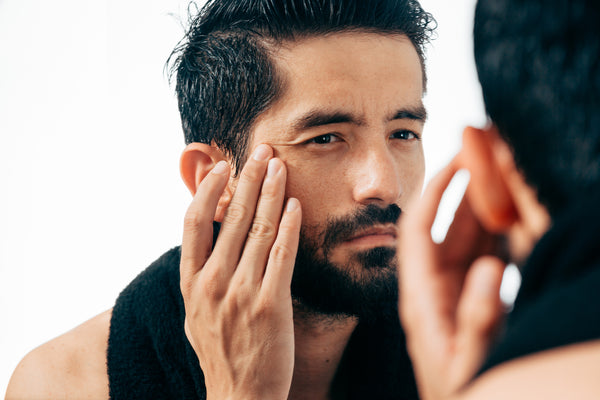 What Causes Dry Skin and the Best Way Men Can Combat it