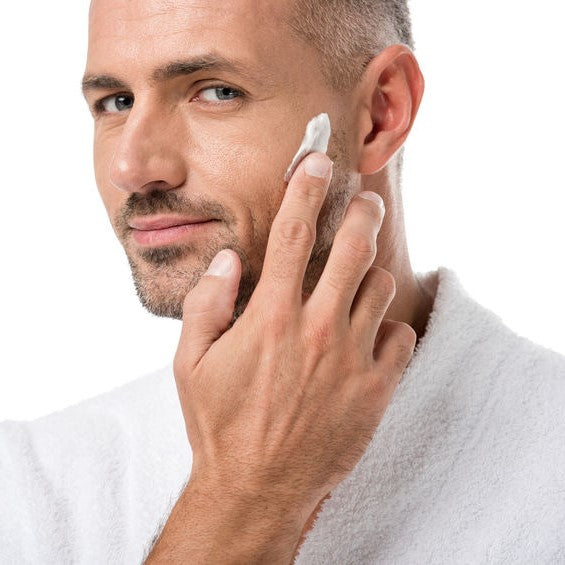 Why Hyaluronic Acid Is Needed In Men's Skin Care Products