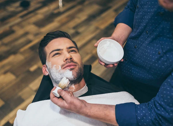 Vitamin C with Shaving Benefits for Men