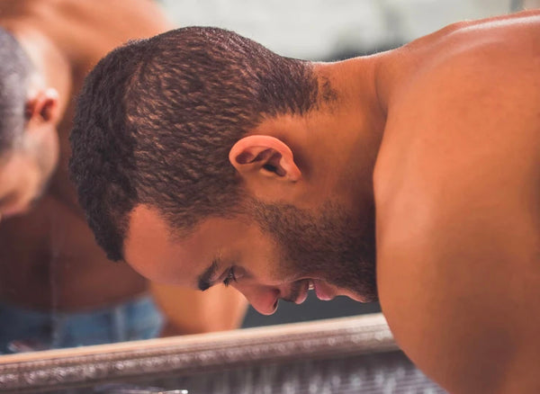 How To Strategically Reduce Oily Men's Skin