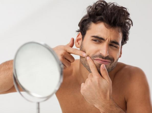 Men's Skincare for Oily Skin and Acne-Prone Skin