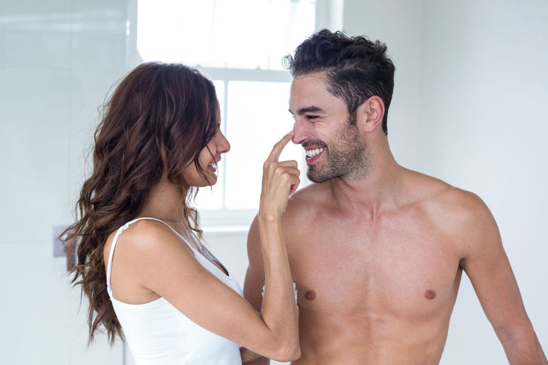 How Male Skin Differs from Female Skin