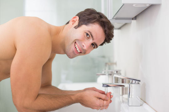 Three Must-Know Skincare Tips For Men