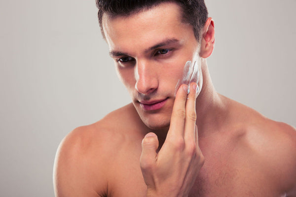 The Perfect Solution for Men Who Care About Their Skin