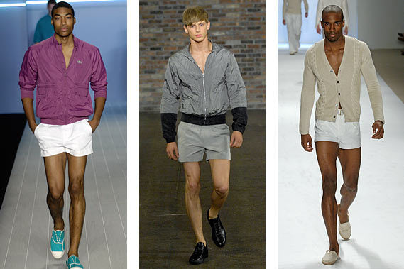 Summer Style Trend: Short Shorts